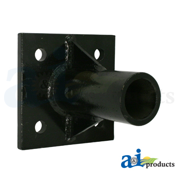 A-BCH45S: Bale Point Bolt on Bracket