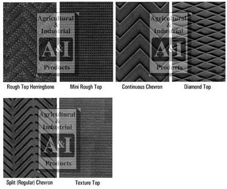 A-1009959: Upper Baler belting for Case-IH 8440 Round Balers
