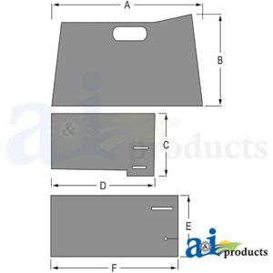 Floor Mat A-CFM250