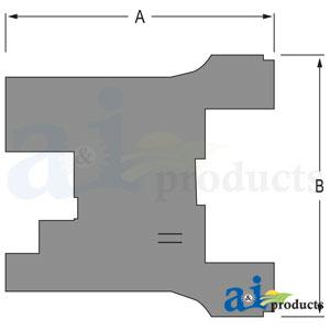 CFM315 Floor Mat