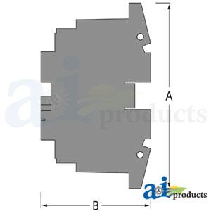 Floor Mat A-CFM330