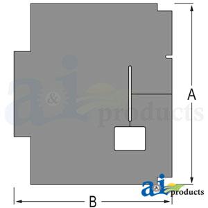 CFM375 Floor Mat
