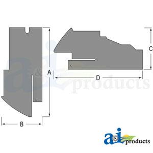 Floor Mat A-CFM415