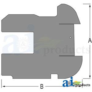 Floor Mat A-CFM420