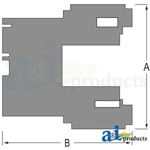 CFM445 Floor Mat