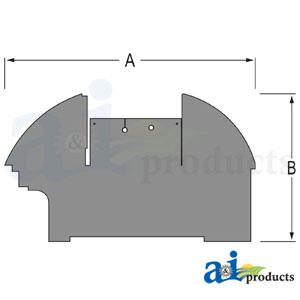 CFM465 Floor Mat