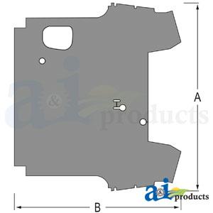 CFM480 Floor Mat