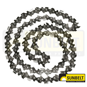 B1BFC50S050: Chisel Saw Chain Loop