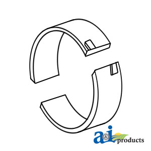 A-U5ME0011A Connecting Rod Bearing