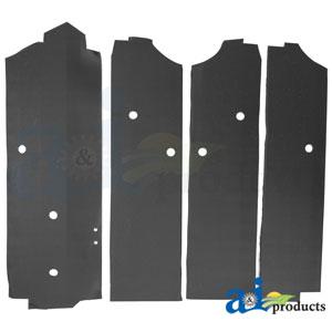 Corner Post Upholstery Kit A-CPK400