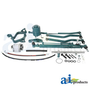a fd105 kit, power steering conversion allpartsstoreFord Tractor Power Steering Conversion Kit 4 Cylinder Tractors #6