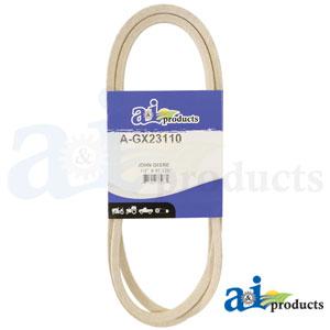 GX23110 Deck Drive Belt
