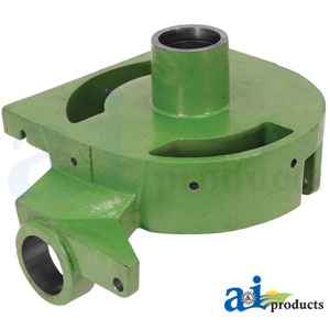 A-H130137 Vertical Unloader Gear Case Housing for John Deere Combines