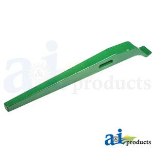 H206715 Concave Latch Mechanism Handle