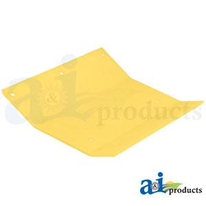 A-H211864 Skid Plate. Fits John Deere Cutting Head Platforms 615F, 618F, 620F, 622F, 625F, 630F, 635F