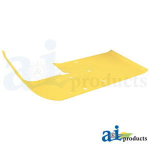 A-H215075 Standard Poly Skid Plate