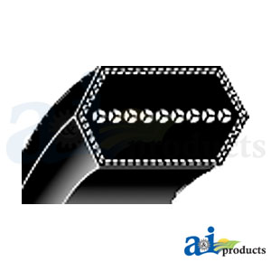 BB152 B-SECTION DOUBLE ANGLE BELT