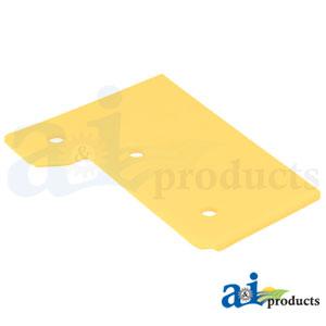 A-HXE81731 Flex Draper Poly Skid Plate. Fits John Deere Cutting Platforms 630FD, 635FD, 640FD, 645FD