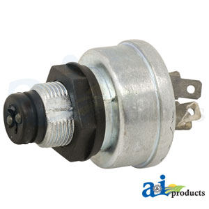 A-KV23440 Ignition Switch. Fits John Deere Skid Steer Loaders 240, 250, 260, 270, 280