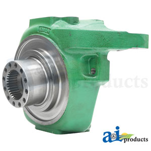 A-L157636: MFWD Knuckle Housing for John Deere Tractors