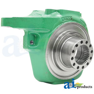 A-L157637: MFWD Knuckle Housing for John Deere Tractors