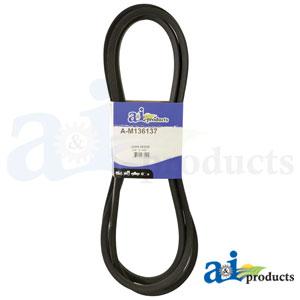 M136137 Deck Drive Belt