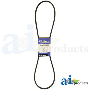 A-M160956 Traction Belt for John Deere Zero Turn mowers Z645, Z655