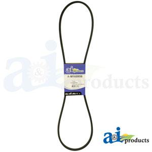 A-M160956 Traction Belt for John Deere Zero Turn mowers Z645, Z655