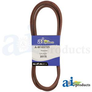 M169705 Traction Drive Belt