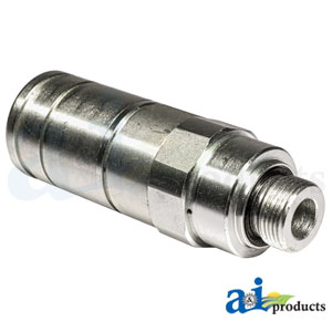 RE255758 Hydraulic Quick-Connect Coupler