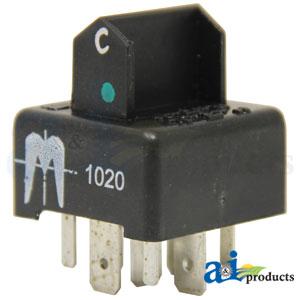 RE262484 9 Pin Block Module Diode