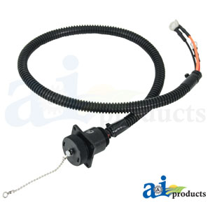 A-RE51091:Convenience Outlet Socket Wiring Harness
