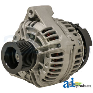 A-RE537508 Alternator for John Deere 548H, 640H, 643K, 648H, 648HTJ, 710K, 748H, 748HTJ, 843K, 848H, 848HTJ