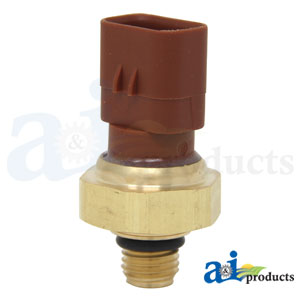 RE537640 Engine Oil Pressure Sensor. Fits John Deere Tractors, Combines, Construction, Forage Harvesters, Swathers