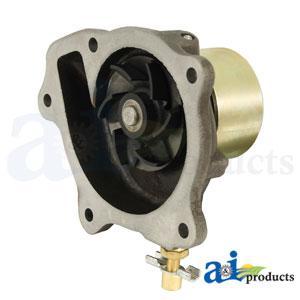 a re545573 pump water w gasket allpartsstore rh allpartsstore com manual motor john deere 4024tf270 john deere 4024tf270 parts manual