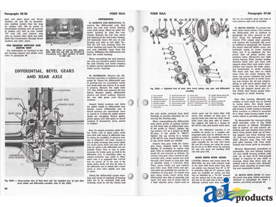 a smfo19 ford new holland shop manual allpartsstore rh allpartsstore com new holland 489 haybine specs new holland 489 haybine parts