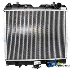 TC020-16000 Radiator