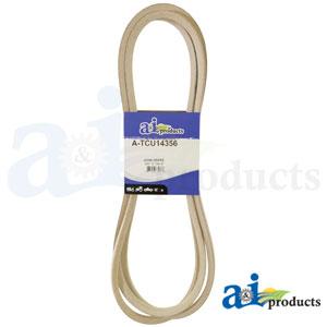 TCU14356 Deck Drive Belt