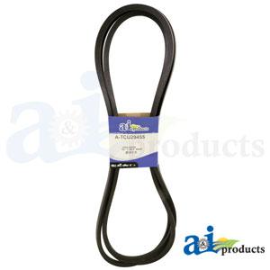 A-TCU29455 Deck Belt for John Deere Zero Turn mowers Z930A Z-TRAK, Z950A Z-TRAK, Z960A Z-TRAK, Z970A Z-TRAK