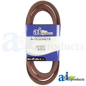 A-TCU34219: John Deere Deck Belt