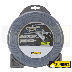 Titanium Power Twist Trimmer Line