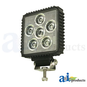WL10E E-Series LED Work Lamp