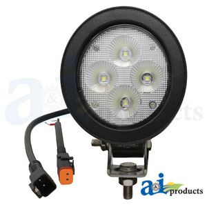 A-WL1520 Oval Worklamp
