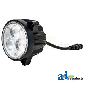 WL5676 LED Work Lamp. Fits Case-IH Tractor.